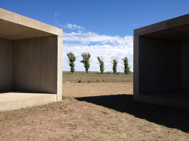 a little Donald Judd for the morning