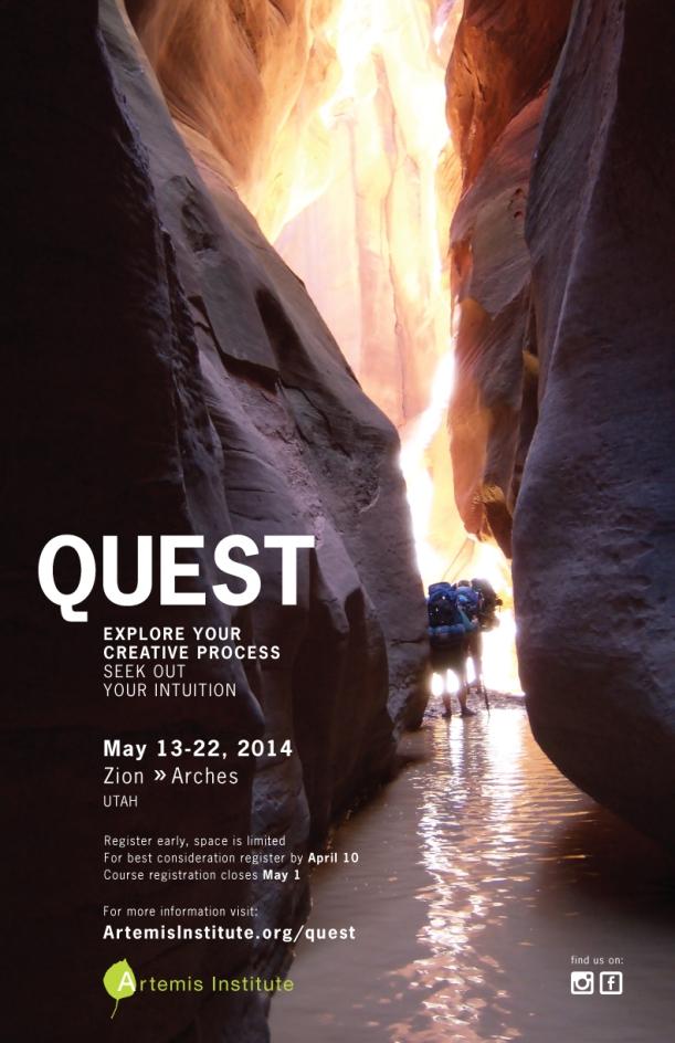 Quest: A Program of Artemis Institute