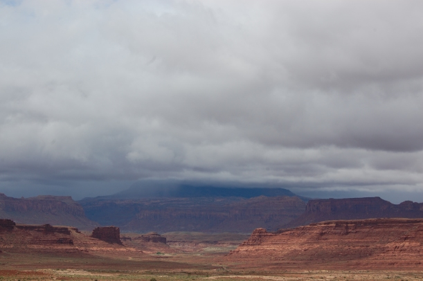 Utah, South of Moab